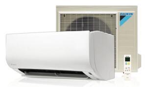 [ AME 1.504,76 ] Ar Condicionado Split Daikin Advance Inverter 9000 Btus Frio 220V R$1881