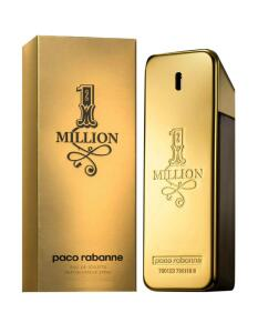 Perfume Paco Rabanne 1 Million Masculino Eau de Toilette 200ml | R$375
