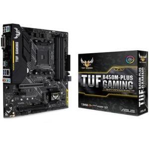 [Selecionados/APP] Placa-Mãe Asus TUF B450M-Plus Gaming, AMD AM4, mATX, DDR4 | R$675