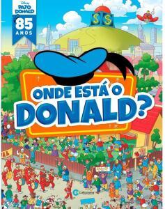 Livro - ONDE ESTA O DONALD? | R$12