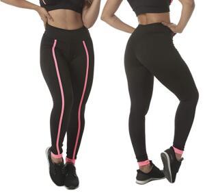 Kit com 2 Leggings Kaya   R$70