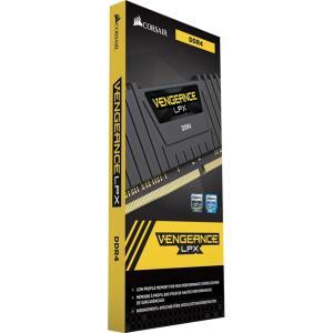 Memória Gamer Corsair Vengeance Lpx 8GB | R$238 (Ame + cashback)