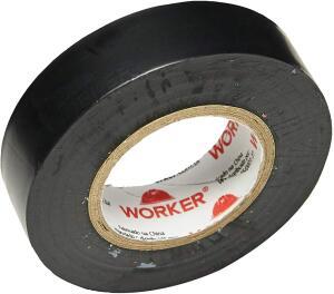 (PRIME) Fita Isolante Anti Chama 19x20 M Worker | R$ 3,92