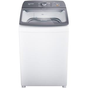 Lavadora de Roupas Brastemp 12Kg BWK12 Branca 110V | R$1029