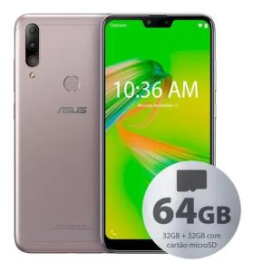 Smartphone Asus Zenfone Max Shot 32+32gb - R$779