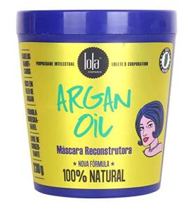 Mascara Argan Oil, Lola Cosmetics   R$22