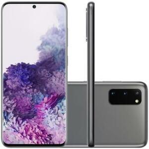 Smartphone Galaxy S20, 128GB, 64MP, Tela 6.2´, Cosmic Gray