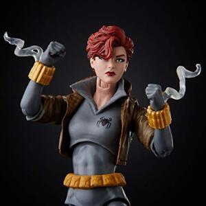 Boneco Marvel Legends Black Widow - Viúva Negra Traje Cinza - Hasbro | R$ 122