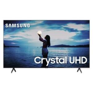 "Smart TV LED 43"" Samsung Crystal 4K HDR UN43TU7020GXZD   R$ 1899"