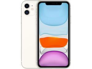 "iPhone 11 64GB Branco 6,1"" 12MP iOS - R$4184"
