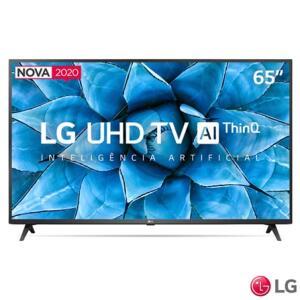 """Smart TV 4K LG LED 65"""" 65UN7310PSC"""