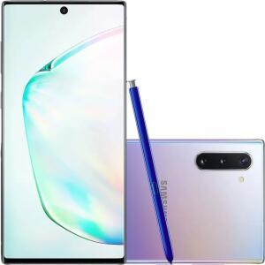 Smartphone Samsung Galaxy Note10 256gb 8gb Ram | R$2.999 12x sem juros