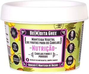[PRIME] 2 UNIDADES | Be(M)dita Ghee Nutrição Abacaxi - Lola Cosmetics - 100g | R$ 18,77