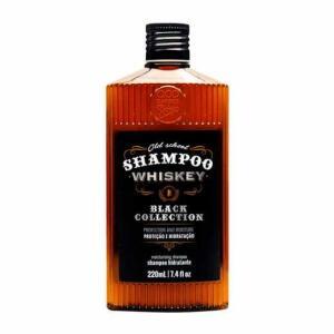 [LEVANDO 2 UNIDADES] Shampoo QBS Whiskey Black Collection   R$10