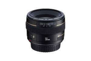 Lente EF 50mm f/1.4 USM | R$1163