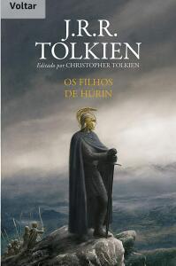 E-book - Os filhos de Húrin - Tolkien | R$ 10