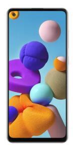 Samsung Galaxy A21s Dual SIM 64 GB branco 4 GB RAM   R$ 1179