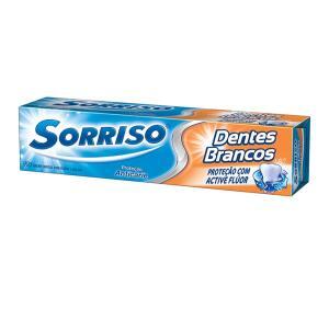 [PRIME] Creme Dental Sorriso Dentes Brancos 90G | R$ 1,40