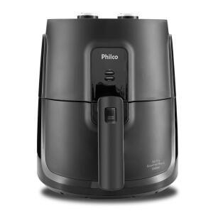 Fritadeira Philco Air Fry Gourmet Black PFR15P 4L 1500W - R$369