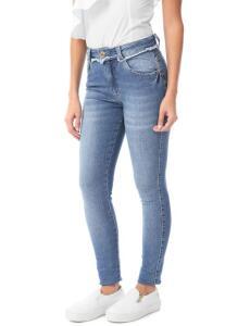 Calça Jeans Biotipo Skinny Melissa Azul R$60