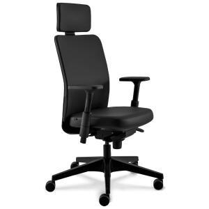 Cadeira Tecton All Black Unique - R$1185