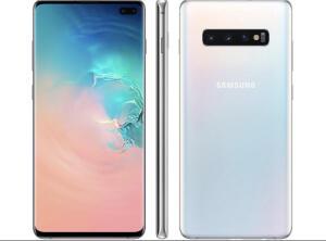 "[CLIENTE OURO + APP] Smartphone Samsung Galaxy S10+ 128GB Branco 4G - 8GB RAM Tela 6,4"" Câm. Tripla - R$2478"