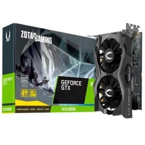 Placa de Vídeo Zotac Gaming NVIDIA GeForce GTX 1650 Super - R$1146