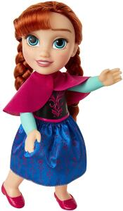 Boneca Anna - Frozen (Estilo viagem) | R$115