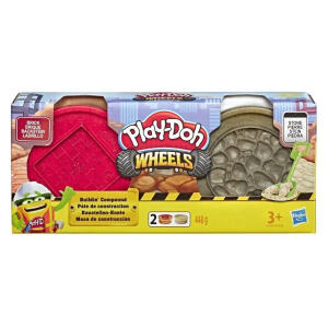 Massa de Modelar - Play-Doh - Wheels - Hasbro R$15