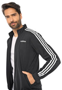 Jaqueta adidas Performance E 3s Tt Tric Preta | R$125