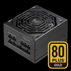Fonte Super Flower LEADEX III 750W, 80 Plus Gold, PFC Ativo, Full Modular | R$670