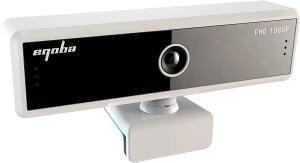 Mini Câmera de Computador Microfone Full HD 1080P USB | R$135