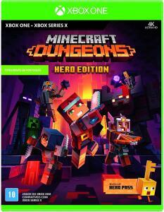 Minecraft Dungeons - Hero Edition (Inclui Hero Pass) | R$40