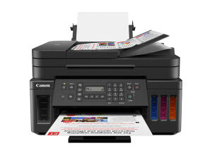 Impressora Multifuncional MEGA TANK G7010 (CANON) | R$1439