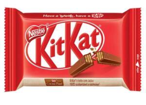 35 UNIDADES Chocolate Kitkat (0,85 centavos cada)
