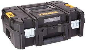 "DEWALT DWST17807 Organizador TSTAK 13"" Preto e Amarelo | R$146"