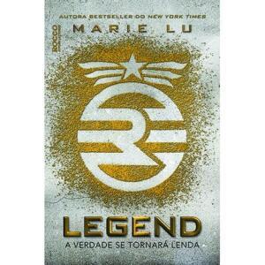Livro - Legend - A verdade se tornará lenda | R$15