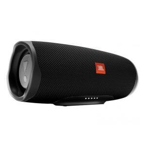 Caixa de Som JBL Charge 4 30W Bluetooth à Prova D'água Preta | R$759