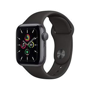 Apple Watch Serie SE 40mm GPS/Caixa de Alumínio Prata com Pulseira Esportiva