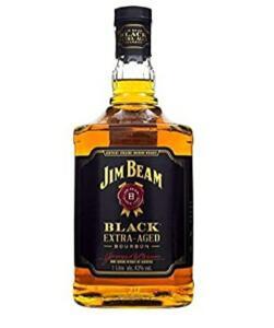 [PRIME] Whisky Jim Beam Black Extra Aged 1L | R$ 109