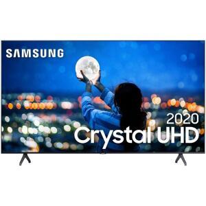 "Samsung Smart TV 70"" Crystal UHD 70TU7000 4K 2020 - R$4300"