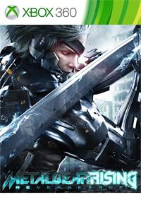 METAL GEAR RISING: REVENGEANCE - Xbox 360 & One - R$17
