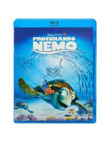 Blu-ray Procurando Nemo - R$13