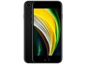 "iPhone SE Apple 128GB Preto 4,7"" 12MP iOS - R$2910"