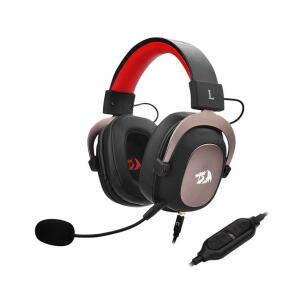 Headset Redragon Zeus 2, USB, Surround 7.1, H510-1 - R$330