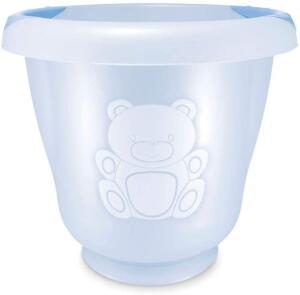 Ofurô para bebê, Adoleta Bebê, Azul Real - R$27