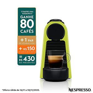 [PRIME] Nespresso Essenza Mini, Verde Lima, 110V - R$299