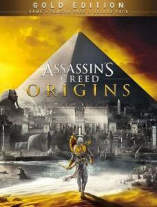 [PS4] Jogo Assassin's Creed® Origins Gold Edition | R$60