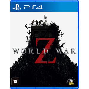 World War Z - PS4 | R$ 37