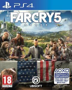 Far Cry 5 - PS4 | R$ 50
